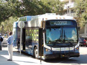 electric bus eLooper EV