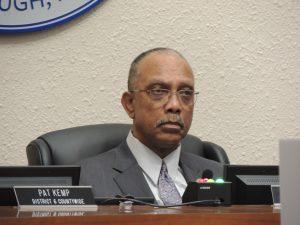 Hillsborough County Commissioner Les Miller