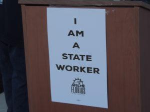 labor unions sign