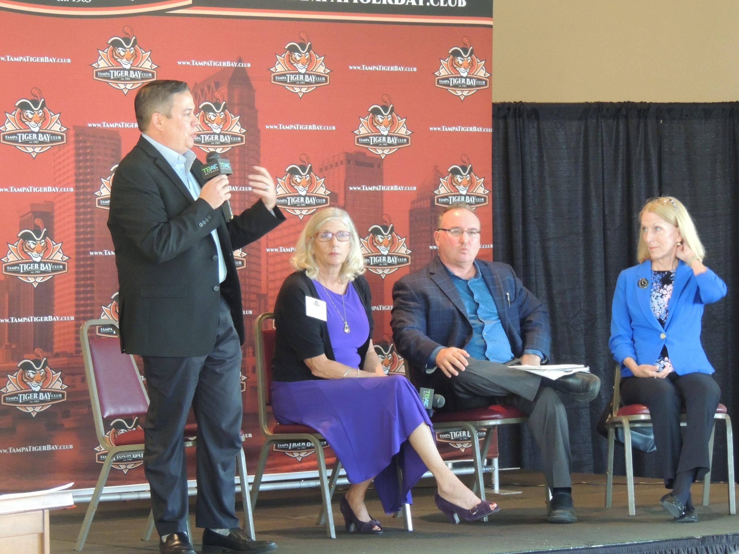 Tiger Bay Forum On Development By Sean Kinane WMNF