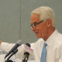 Congress member and former Florida governor Charlie Crist
