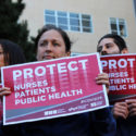coronavirus concerns from National Nurses United