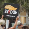 ByeDon sign