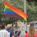 Gay pride flag LGBTQ