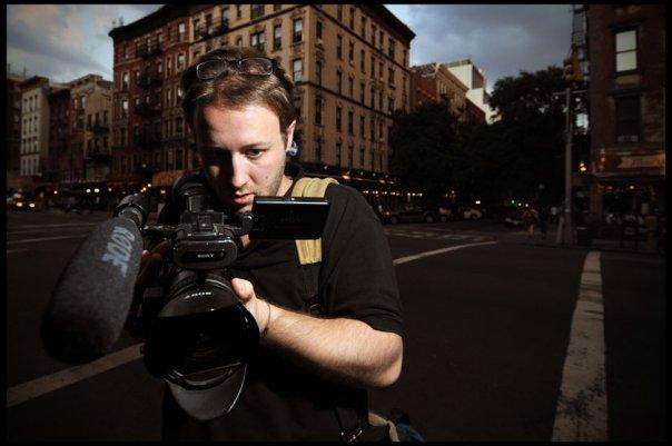Photojournalist Zach D Roberts