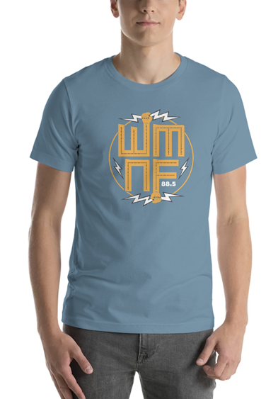 WMNF T-Shirt by Todd Bates