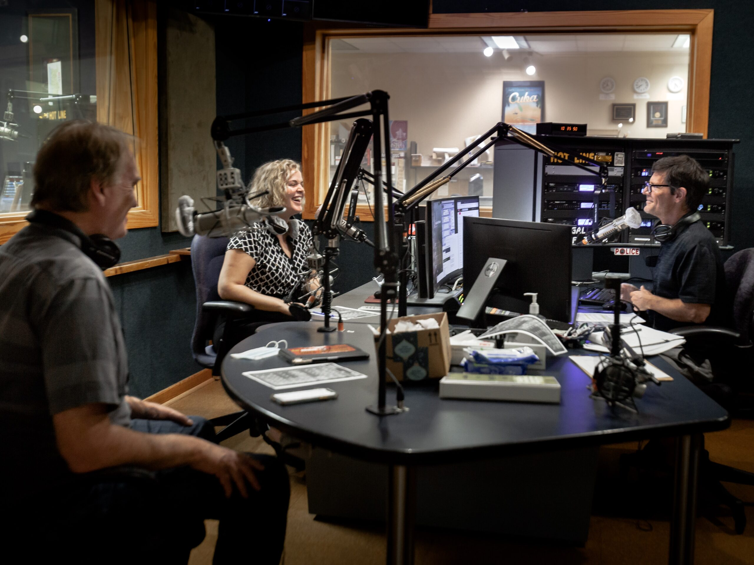 Randy, Sam, and Seán discuss the 2021 program changes