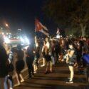 Cuba Cuban Sarasota SRQ protest