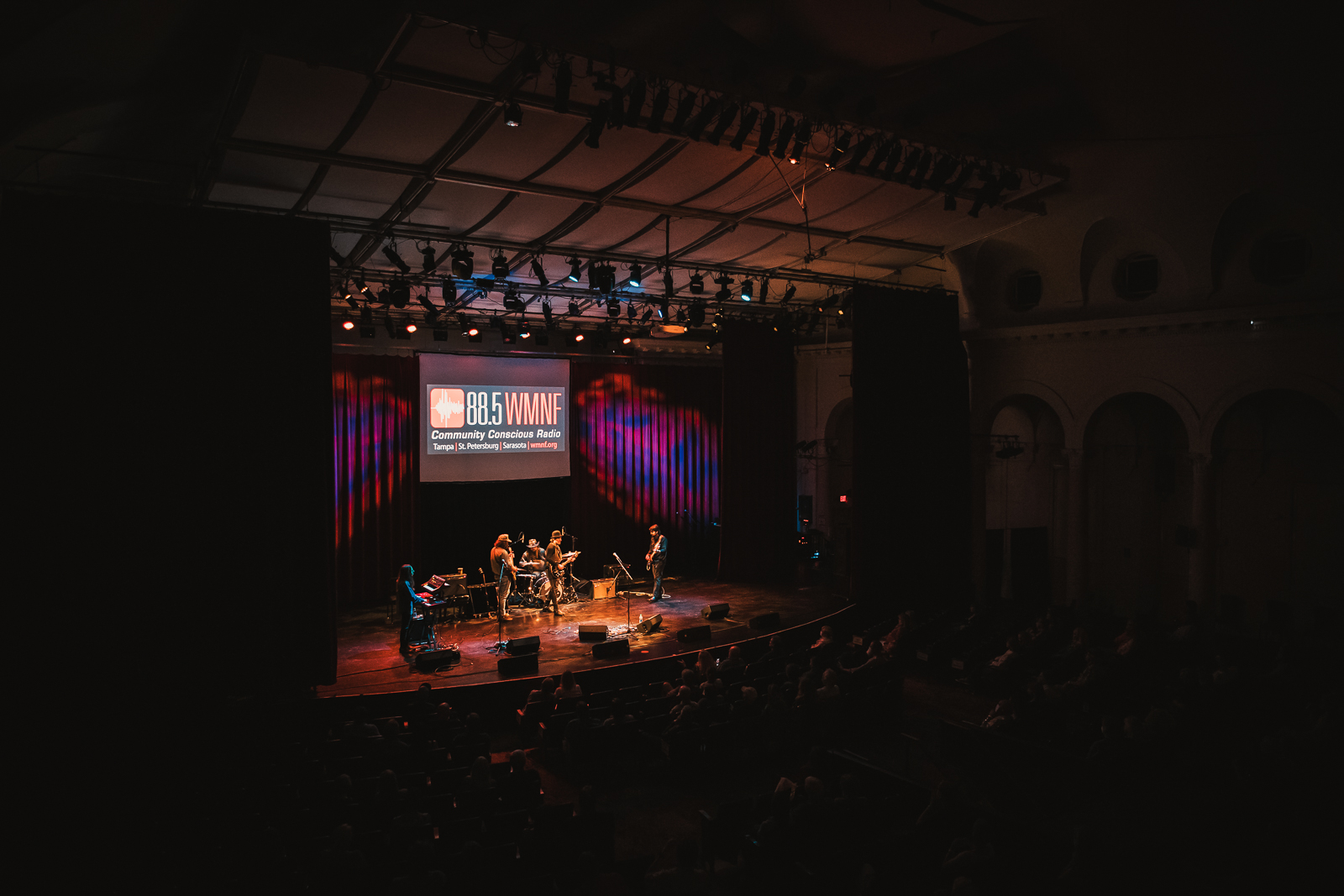 Dylan Leblanc Performs at WMNF's 42nd Birthday   Chandler Culotta 9/11/21