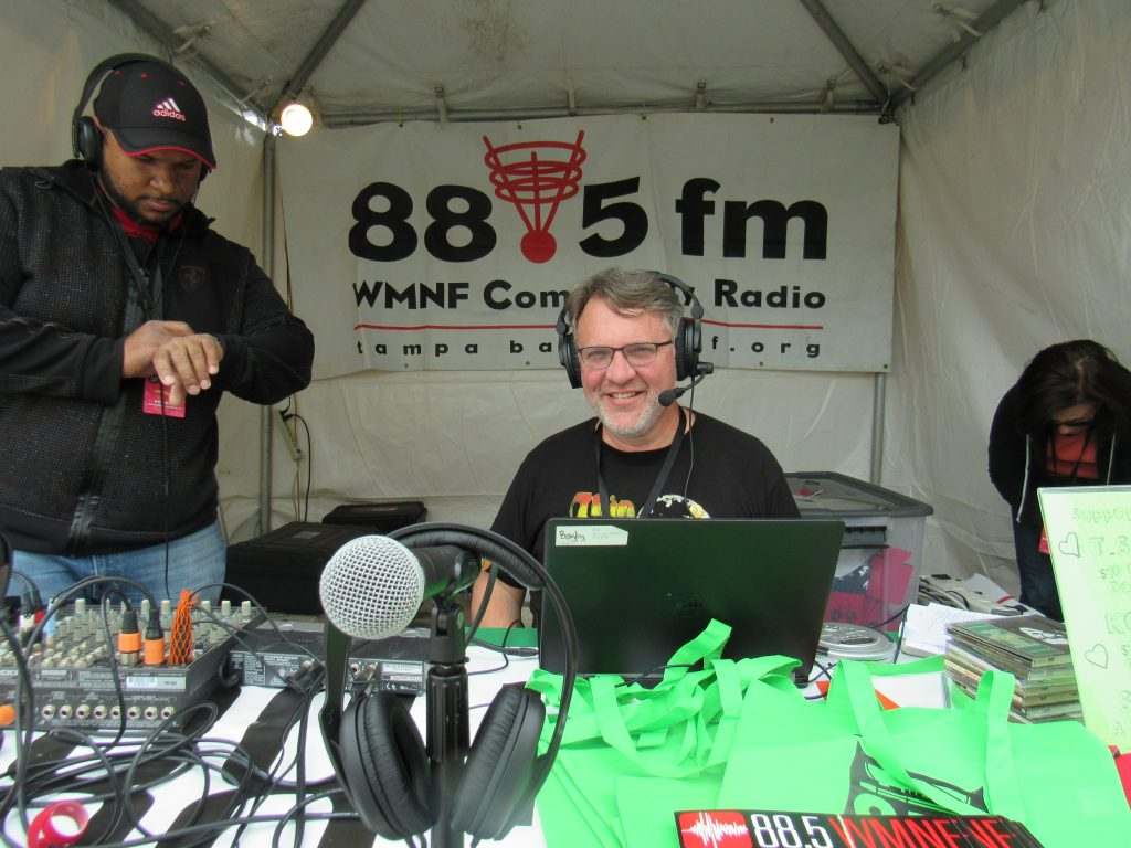 KTUF and Max broadcasting from GMF 2018